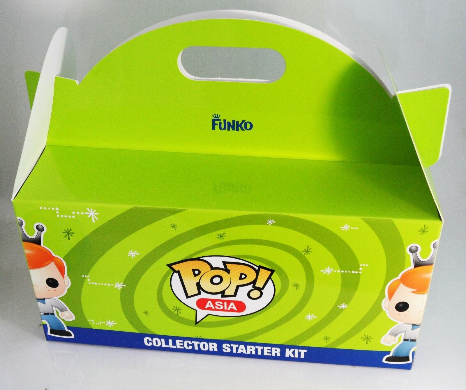 FUNKO POP ASIA starter KIT frossody Monkey King W/Pins SDCC 2015 comic con