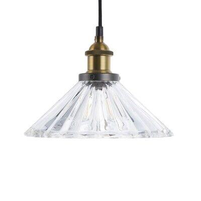 Loftlampe Glas Messing | DBA billige og brugte loftslamper