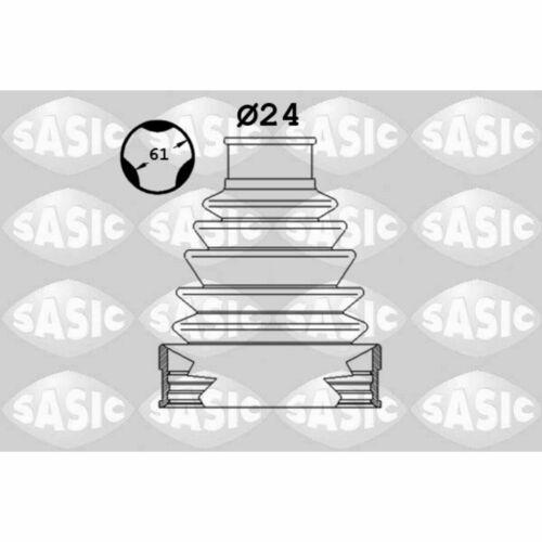 Antriebswelle SASIC 1904018 Faltenbalgsatz