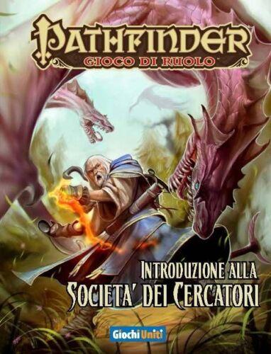 GdR Gioco di Ruolo Italian Pathfinder Introduzione alla Società dei Cercatori