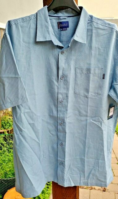 NEW Men/'s Jack O/'Neill Collection Plaid Button Down Shirt XL Blue