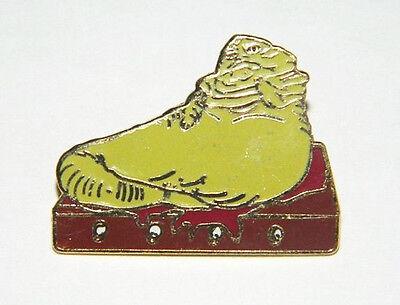 "SWPI-50 Vintage Star Wars Jabba the Hutt  1 1//4/"" Cloisonne Pin-"