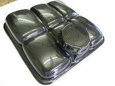 FORD FOCUS HEADERTANK COVER AND CAP CARBON FIBER ABS PLASTIC MK2 RS ST