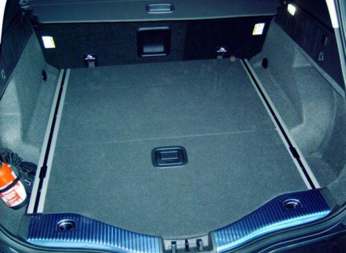 OPPL Classic Kofferraumwanne Antirutsch für Ford Mondeo V Turnier 2015 Notrad