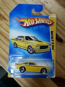 2009 HOT WHEELS NEW MODELS ** CUSTOM V-8 VEGA ** #23 1:64