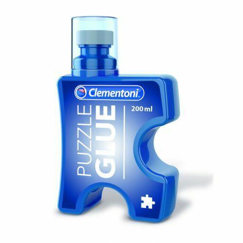 Clementoni CLM37000 Colla Per Puzzle
