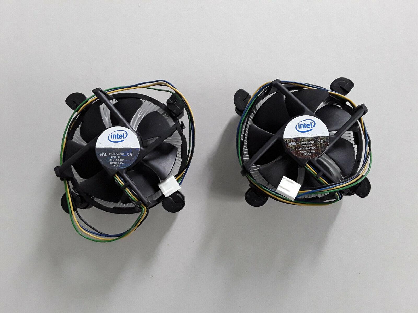 2 X Intel Fan