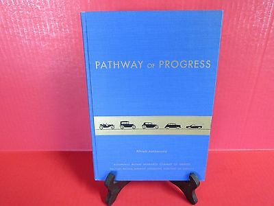 """Co."""" Book Immacu! Pathway To Progress 50th Anniversary 1907-1957 """"amica Ins"""