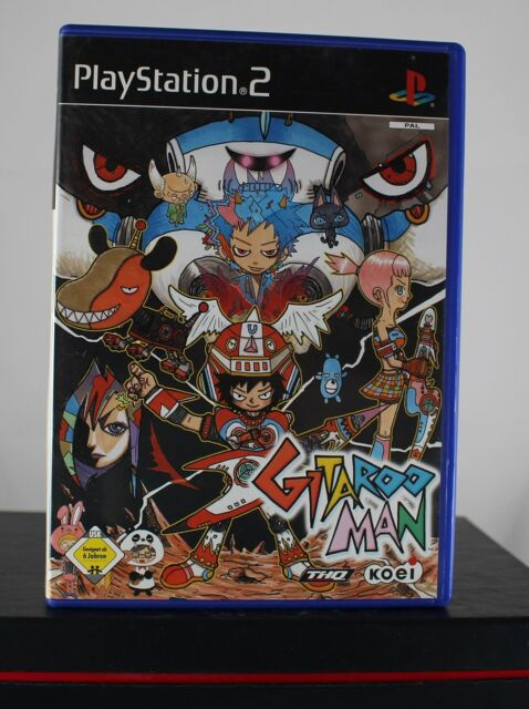 Gitaroo Man (Sony PlayStation 2 / PS 2, 2002) komplett wie neu