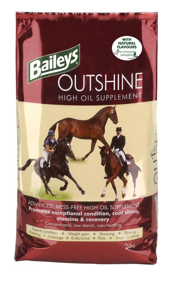 Baileys Horse Feed OUTSHINE 20kg