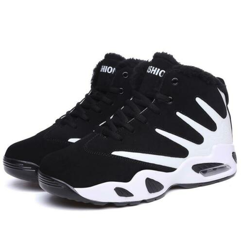 5 High Sneakers Chic Shoes 5 Mens Lace Up Athletic 4 Platform Hot 9 Top Us UqMVGzSp