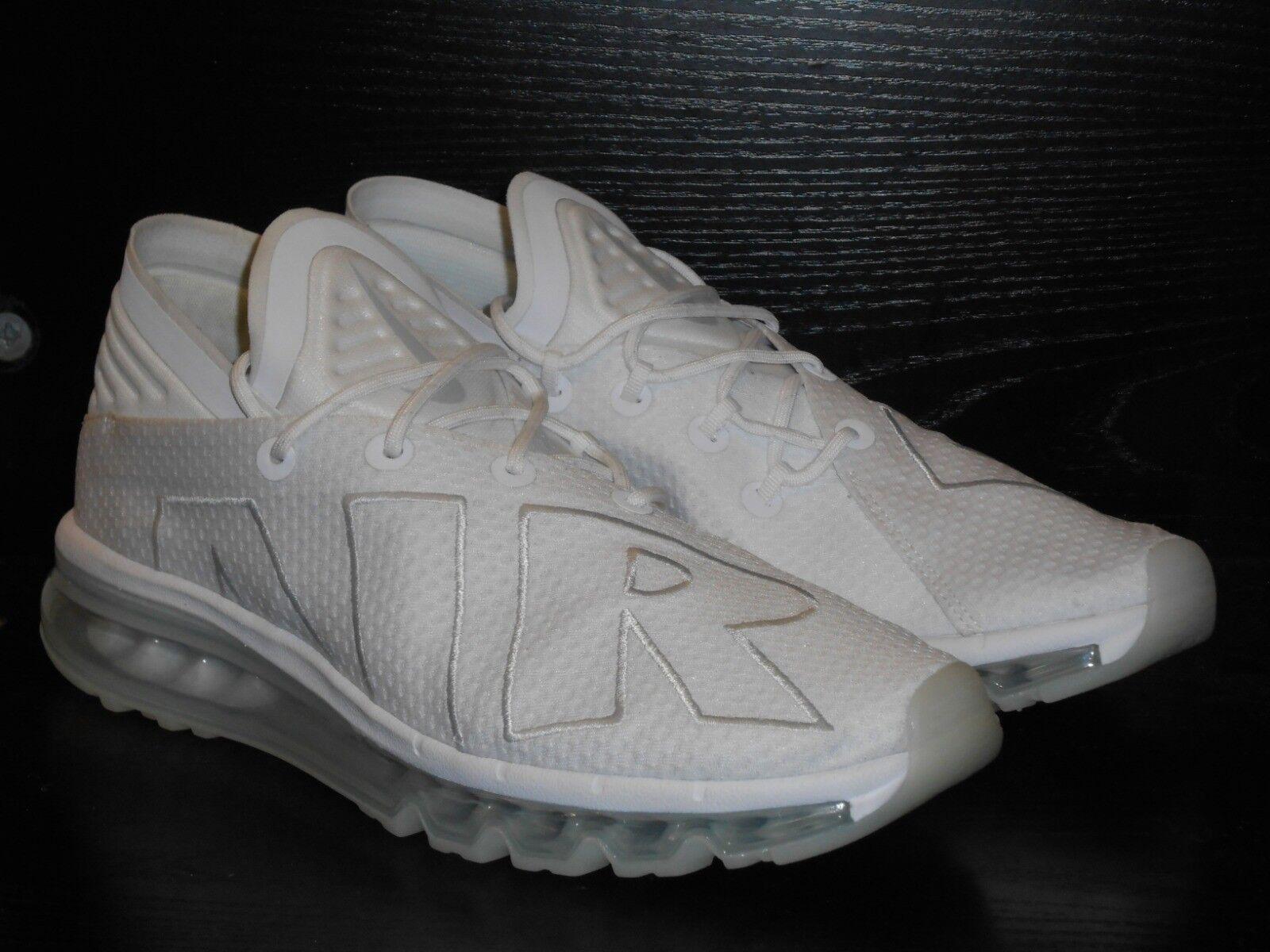 nike air max flair   en blanc entraîneur entraîneur blanc chaussure taille 8 cours 0b6b98