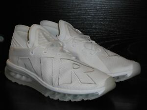 7743316ce9 Nike Air Max Flair Mens Running Trainer Shoe Size 8 White RRP £144 ...