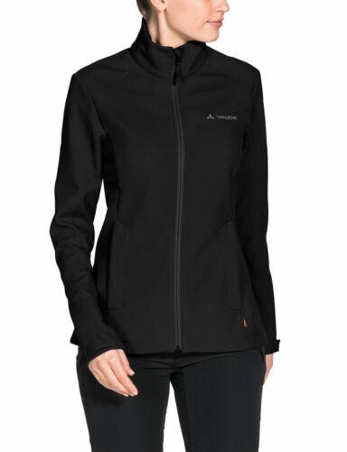 Vaude damen Freizeit-Wander-Softshelljacke Women/'s Cyclone Jacket V schwarz