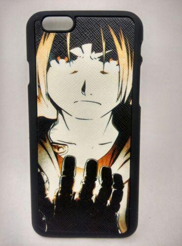 USA Seller Apple iphone 6 /& 6S Anime Phone case Cover fullmetal alchemist edward