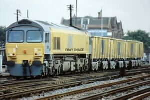 PHOTO-CLASS-59-LOCO-59103-ARC-LIVERY-AT-EASTLEIGH-1991