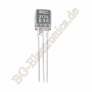 5 x BC318C Universal NPN Transistor 310mW 45V 150mA   TO-92 5pcs