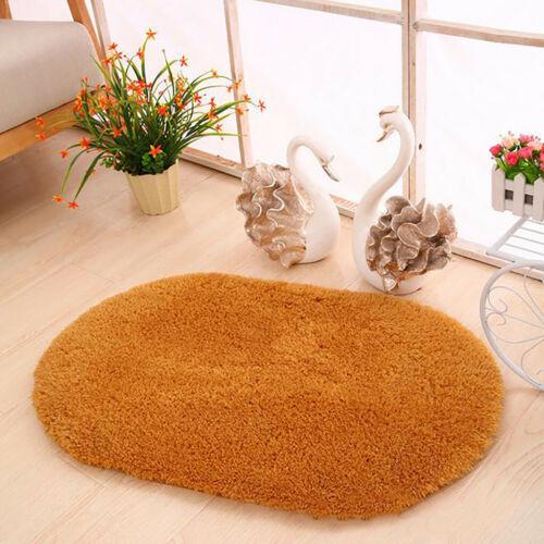 Absorbent Soft Bathroom Bedroom Floor Non-slip Mat Memory Foam Bath Shower Rug