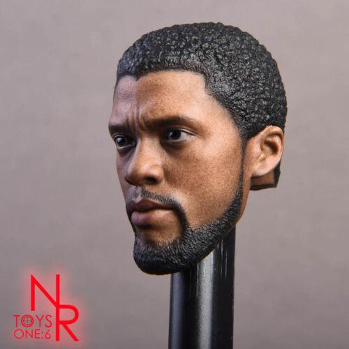 In magazzino 1//6 nrtoys NR15 PANTERA NERA TESTA HW//o per HOT Toy PHICEN corpo 12in