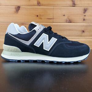 new balance 574v1 uomo grigio