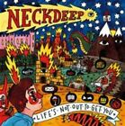Life's Not Out to Get You [LP] by Neck Deep (Vinyl, Aug-2015, Hopeless Records)