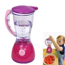 Dazzling Toys Kids Pretend Play Kitchen Food Blender Colorful Lights & Sound Set