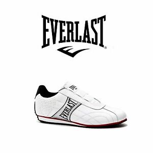 MENS-EVERLAST-CHEETAH-ATHLETIC-SNEAKERS-RUNNERS-SHOES-White-Black-Red