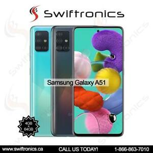 Brand New Samsung Galaxy A21s / A31 / A51 / A71  Factory Unlocked Mississauga / Peel Region Toronto (GTA) Preview