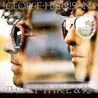George Harrison - Thirty Three & 1/3 [new Vinyl] on Sale