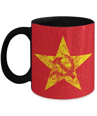 TV BOY MAO´S SUNGLASSES 11 OZ COFFEE MUG TEA CUP CHINA COMMUNIST MAOISM MARXISM!
