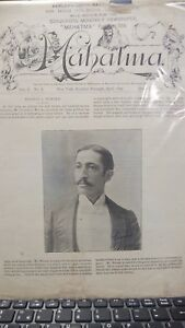 Vintage-MAHATMA-Paper-Devoted-to-Magicians-FRANCIS-J-WERNER-ISSUE-1899-Vol-II