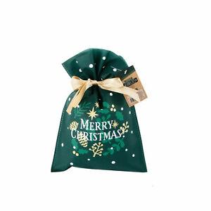6er-Set-Geschenkbeutel-034-Merry-Christmas-S-034-Weihnachten-Geschenksack-Nikolaus