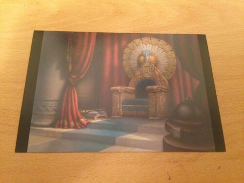 NEW The Art of Disney Themed Postcard Snow White /& the Seven Dwarfs #5