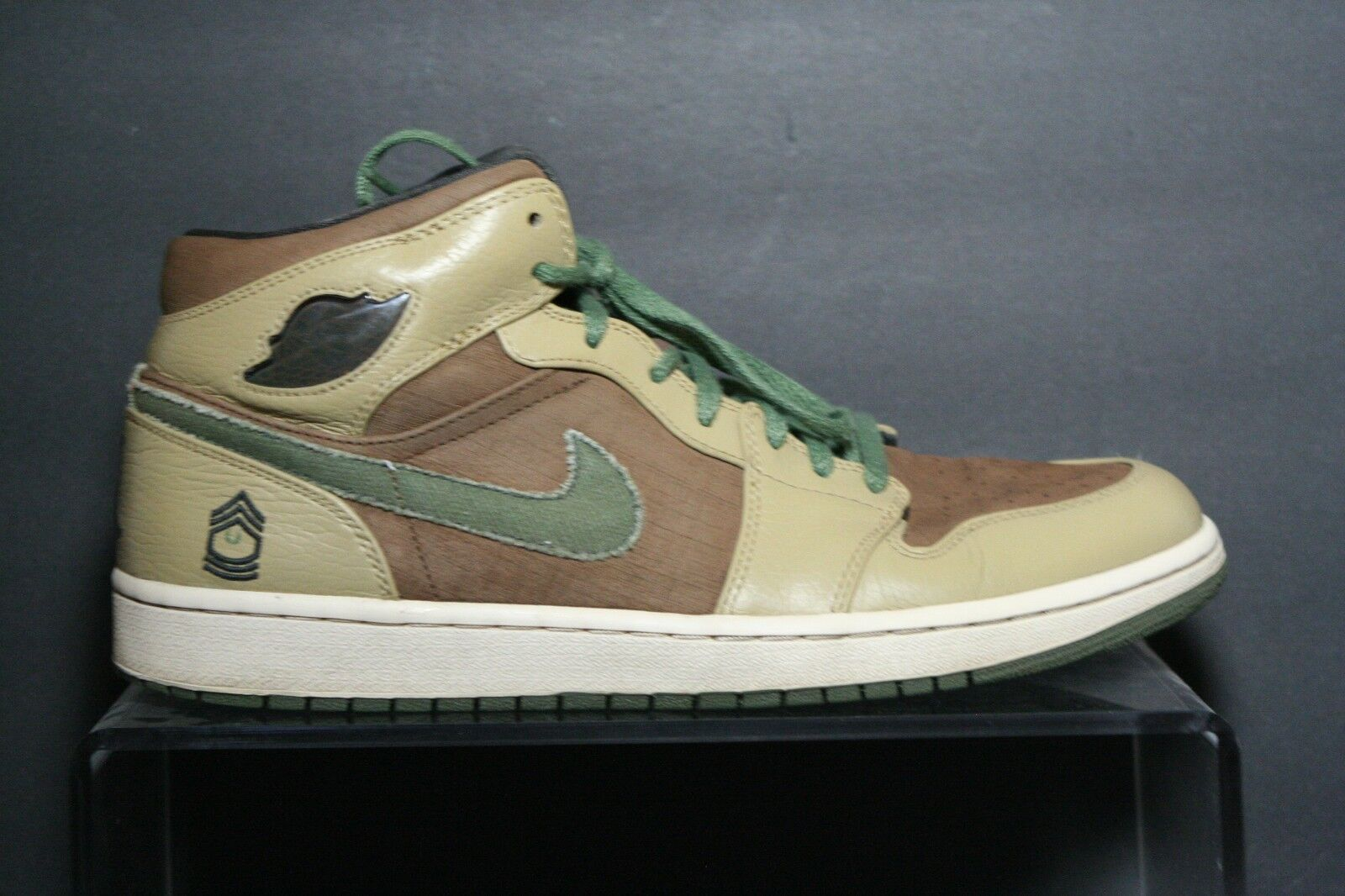 Nike Air Jordan 1 Retro Hi Armed Forces 2018 Multi Camo Men 12 Athletic B-Ball The latest discount shoes for men and women