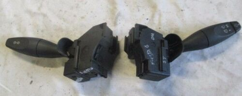 INDICATOR /& WIPER SWITCH STALK SET FORD FIESTA MK6 6.5 ST 150 Zetec S tdci
