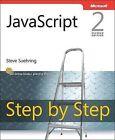 JavaScript Step by Step by Steve Suehring (Paperback, 2010)