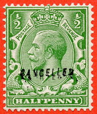 SG. 418. N 33(1) w. ½d Green. A fine UNMOUNTED MINT example.