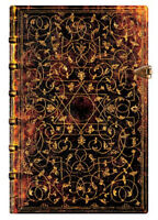 """Paperblanks Journal """"grolier"""" Lined Mini 3¾ X 5½ Book Writing Lined"""