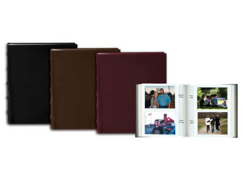 mismo envío cualquier cantidad Pioneer CLB-246 Cuero álbum De Fotos Burdeos