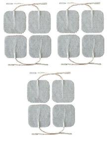 Decenas-De-Electrodos-Con-Almohadillas-Autoadhesivas-decenas-De-Electrodos-De-5cm-X-5-Cm-Pack-De-12