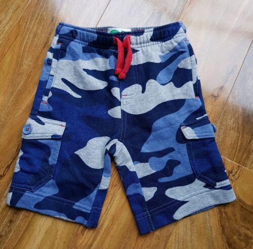 Mini Boden Garçons Jersey Cargo Coton Shorts B0225 taille 3 ans NEUF
