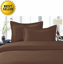 Duvet Cover And Shams 1500 Series 3 Piece Set All Size 20 Colors