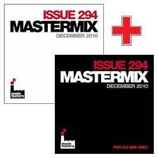 Mastermix Issue 294 Twin DJ CD Set Mixes ft Jive Bunny's Big Christmas Party Mix