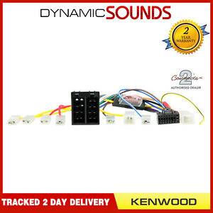 CT21KW03-16-Broche-a-Iso-Remplacement-puissance-Cable-pour-Kenwood-Tete-Unite