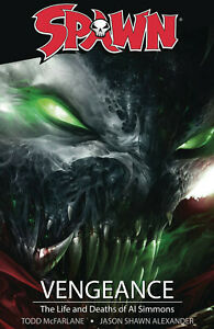 Spawn-TPB-Vengeance-Softcover-Graphic-Novel