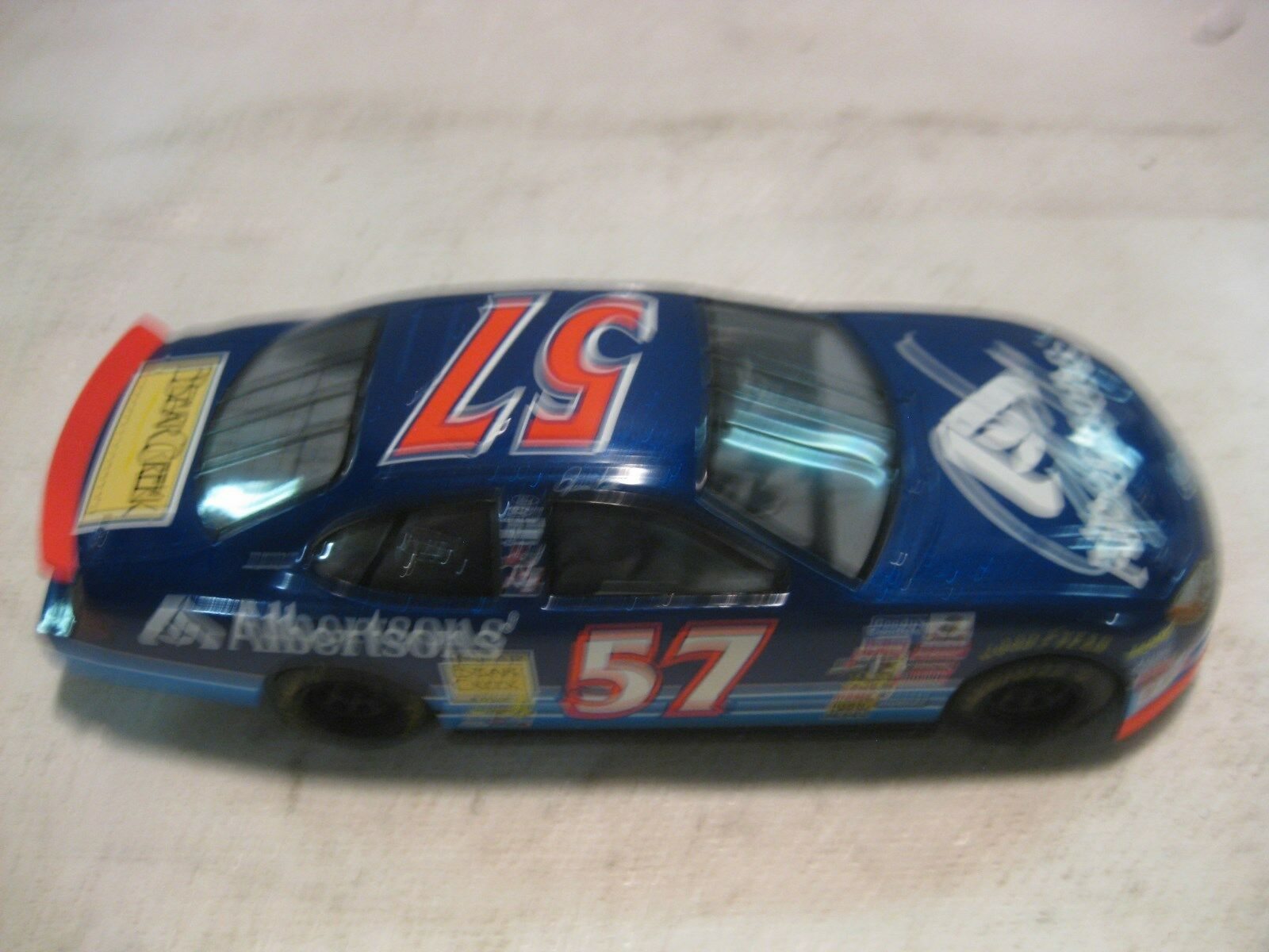 Nascar Ford Taurus Robert Pressley Albertsons 124 Scala Diecast 2000 dc634