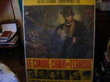 LE CINQUE CHIAVI DEL TERRORE - Versione 2F, fatto da MOS (MARIO DE BERARDINIS)