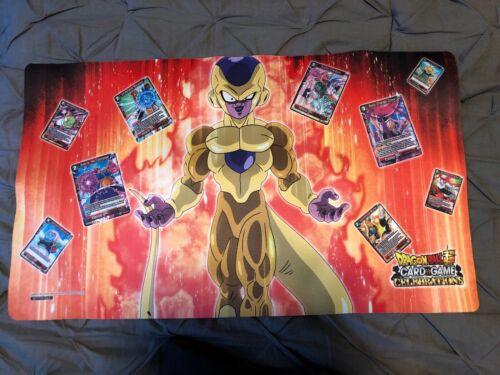 Dragon Ball Super Dbs celebration entry Frieza rubber mat Playmat