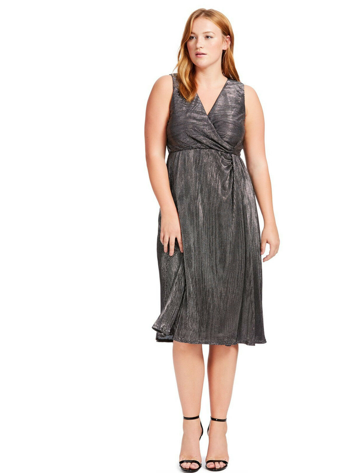 NEW LANE BRYANT SPOTLIGHT CINCH DRESS BY KIYONNA SZ 1X
