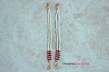 Indian Sahra Saharey Earrings chain holder Ear Heavy Earrings Aid